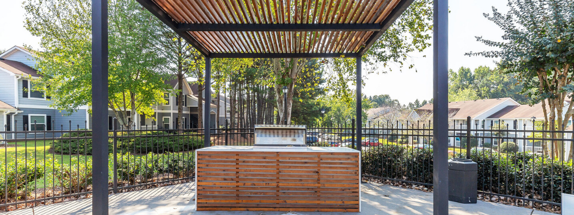 Legacy at Acworth Outdoor Kitchen