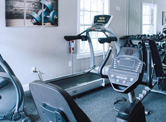Bradenton Reserve Fitness Center