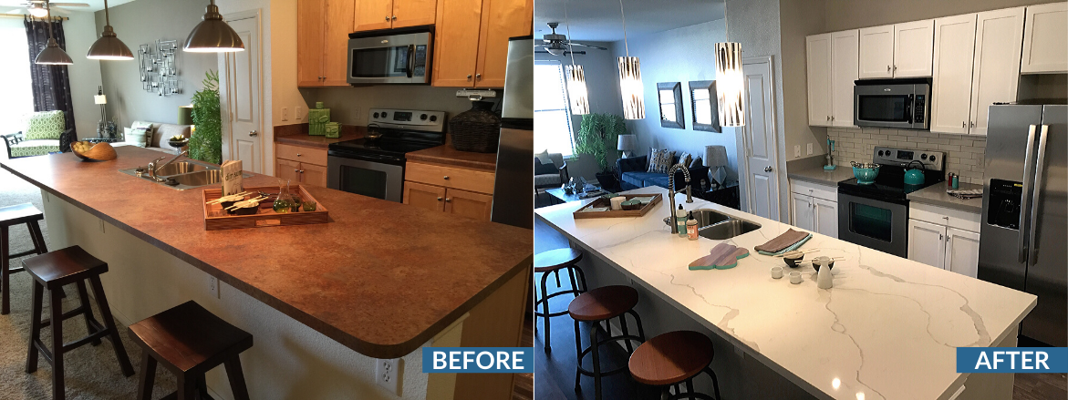 The Davis SoCo Kitchen Before and After for Website