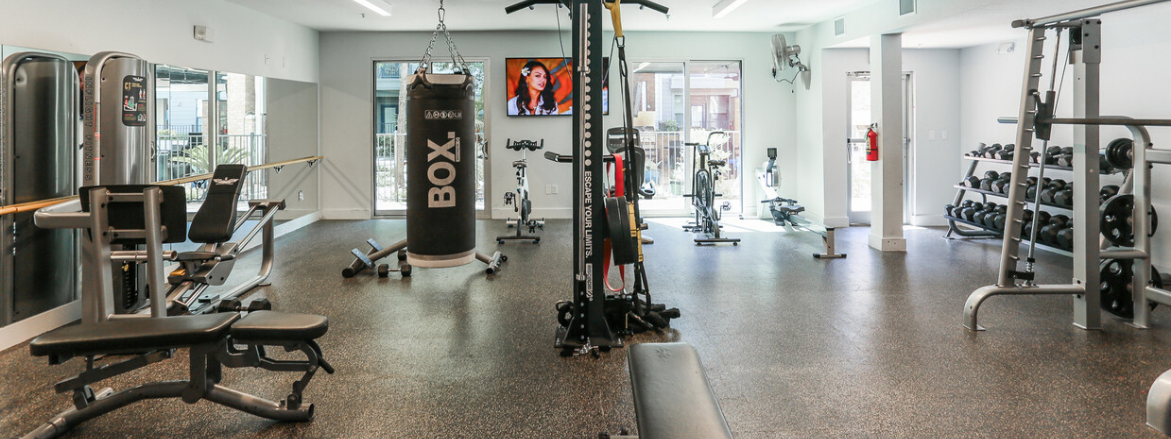 The Davis SoCo Fitness Center