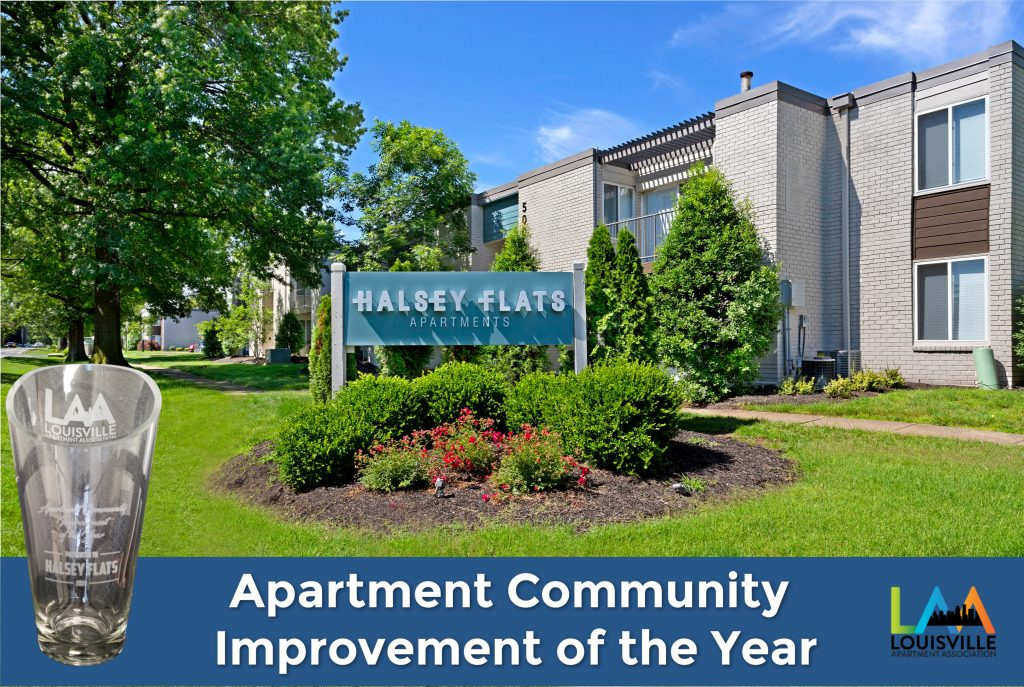 Halsey Flats Apartment Community Improvement of the Year Award