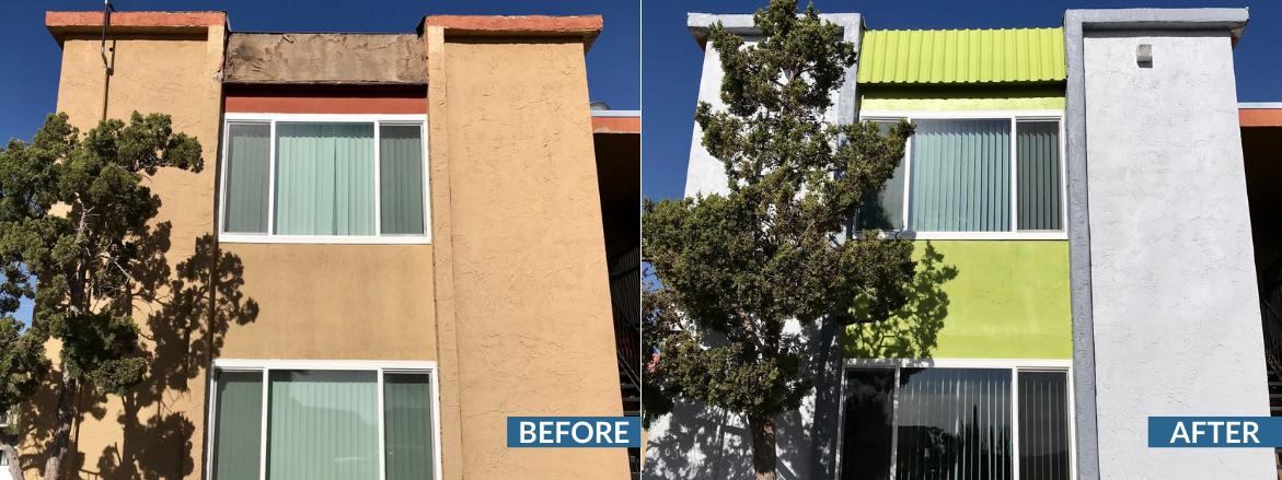 Vista Ventana Exteriors Before and After (1)