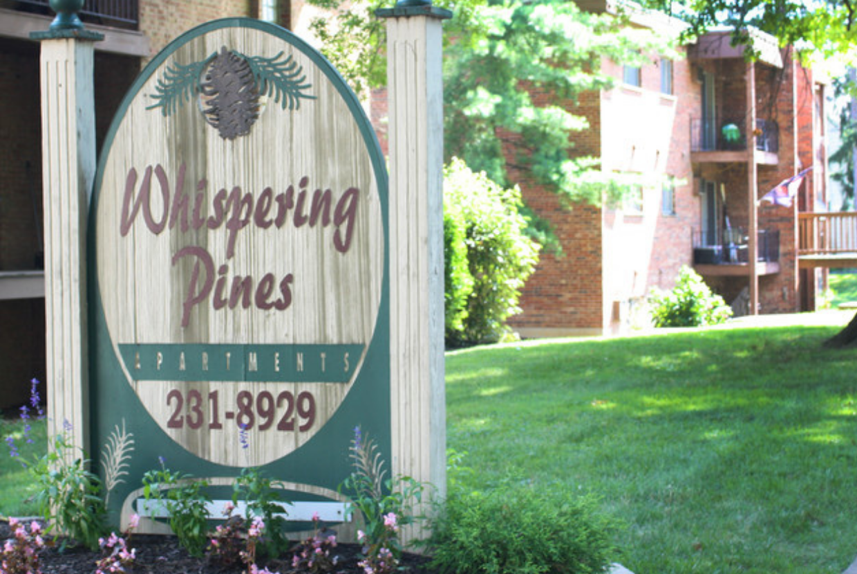 Whispering Pines Exterior Cincinnati OH