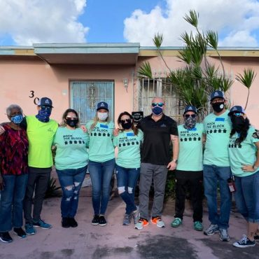 THE ADIVO CONSTRUCTION TEAM ROCKS THE BLOCK WITH HABITAT FOR HUMANITY