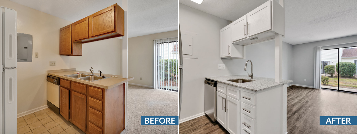 HST Kitchen 2 Before and After Website Slider