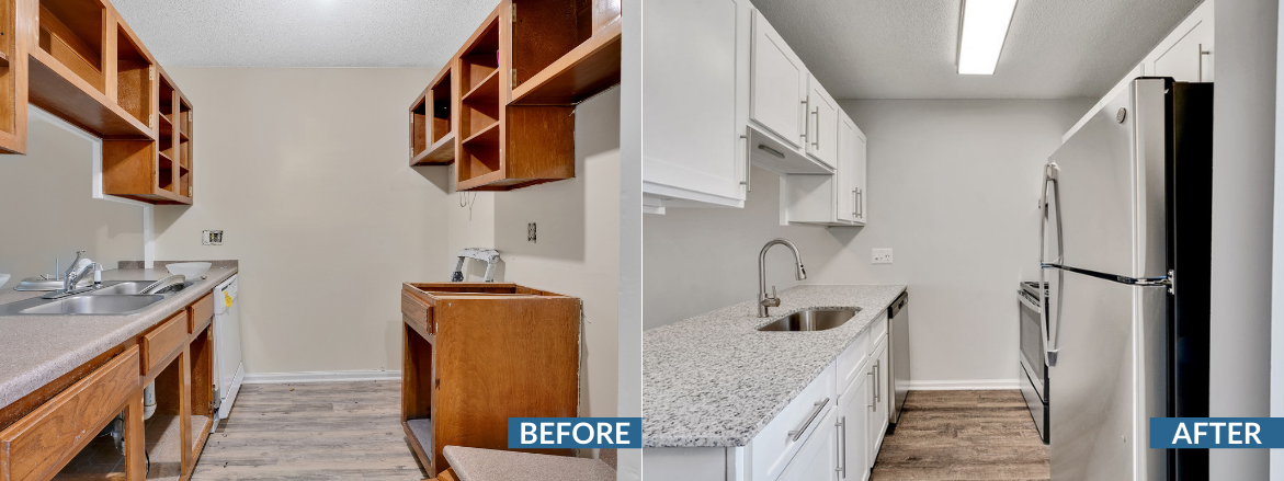HST Kitchen Before and After Website Slider