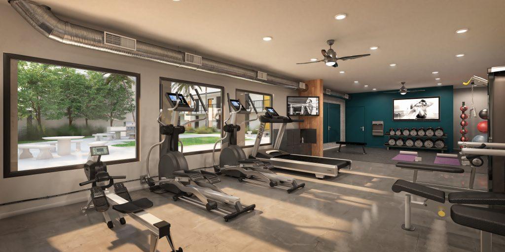 GIO Fitness Center